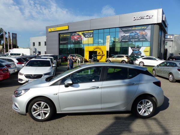 Opel Astra V 1,4 Turbo 125KM VAT23% Salon Polska 1 właściciel Gwarancja