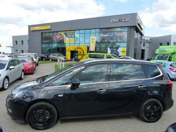 Opel Zafira C 2.0 cdti 163KM Skóra Navi Bagażnik Automat Serwis ASO