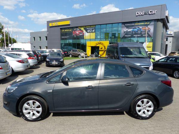 Opel Astra IV 1.6 16v Sedan + instalacja LPG Salon Polska Vat23%