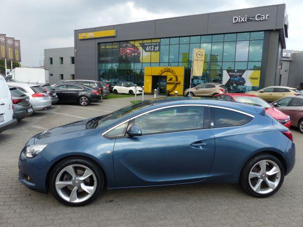 Opel Astra GTC 1.7 cdti 130KM Navi skóra Full opcja