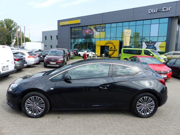 Opel Astra IV GTC 1.6 Turbo + GAZ LPG Salon Polska Xenon Navi Serwis ASO