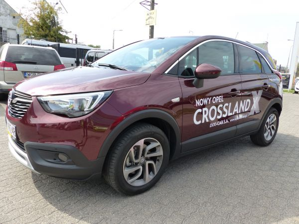 CROSSLAND X ELITE 1.2 130KM S/S MT6