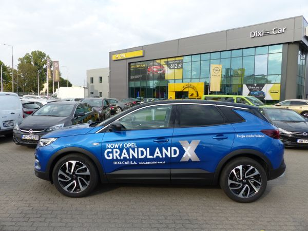 Grandland X Ultimate D2.0DTH 177KM AT8 S/S