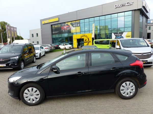 Ford Focus III 1,6 benzyna 105KM, 5DR, Salon PL, Vat23%