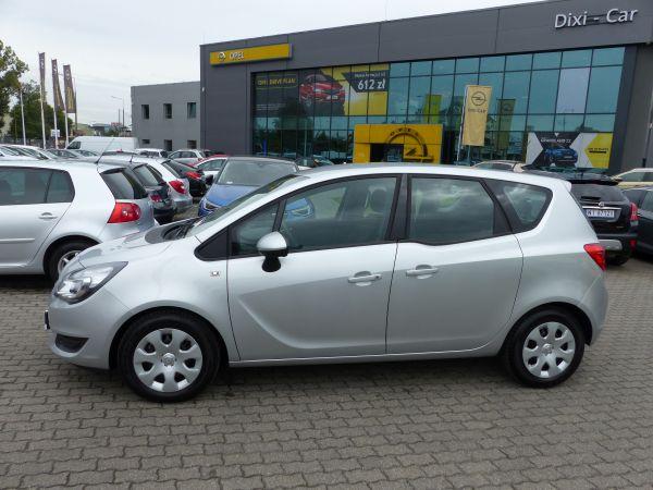 Opel Meriva B 1.4 16v Jak Nowa Serwis ASO Gwarancja !!