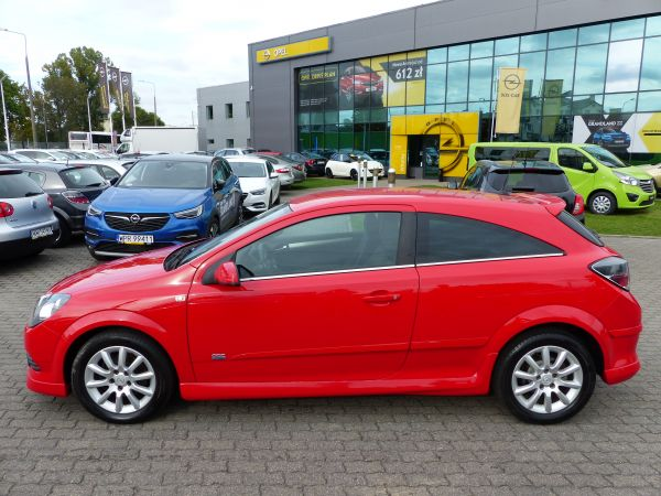 Opel Astra III GTC Opc-Line 1.6 16v Serwis ASO Gwarancja