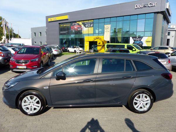 Opel Astra V Sports Tourer 1.0 Turbo 105KM Jak Nowa Gwarancja Serwis