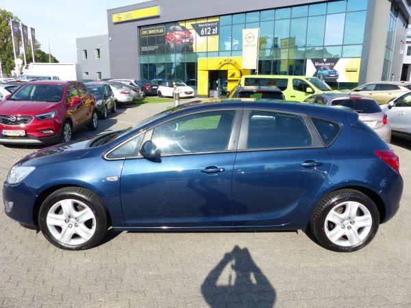 Opel Astra IV 1.4 Turbo Niski Przebieg Gwarancja Serwis ASO