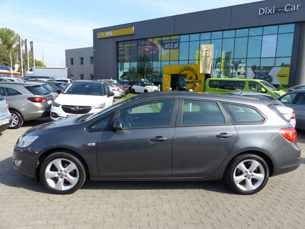 Opel Astra IV 1.4 Turbo Sport Bezwypadkowa Serwis ASO