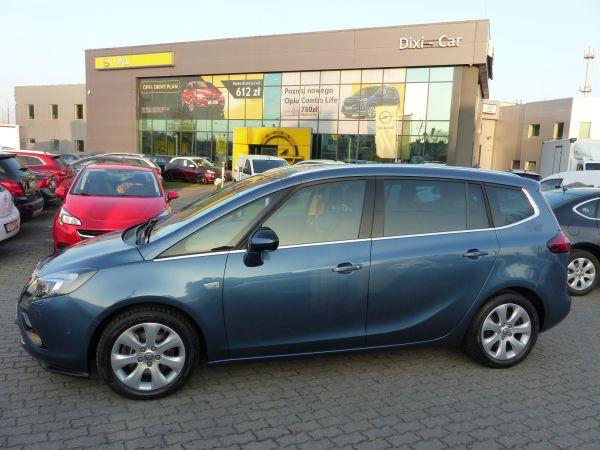 Opel Zafira C 2.0 cdti 165KM Full Skóra Navi Xenon 7 osob Gwarancja