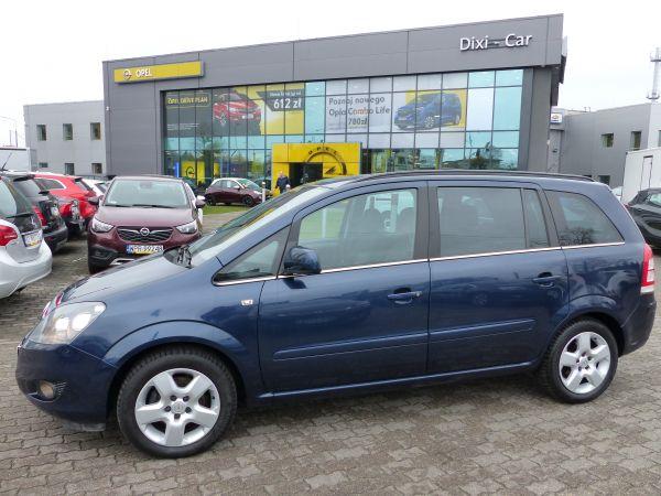 Opel Zafira B 1.8 16v 140KM Bogate wyposażenie Serwis ASO