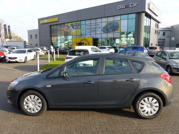 Opel Astra IV 1.7 cdti 110KM Kolor Navi Niski Przebieg Seriws ASO