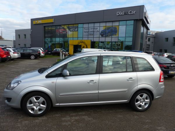 Opel Zafira B 1.7 cdti Bardzo Niski Przebieg NAVI Gwarancja