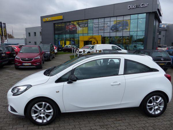 Opel corsa E 1,2 16v Niski Przebieg Podgrzewane fotele + kierownica Jak Nowa