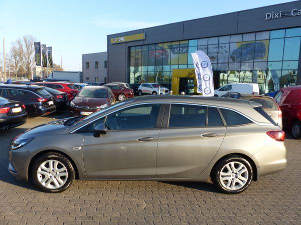Opel Astra V kombi 150KM Salon Polska 1właściciel Serwis ASO