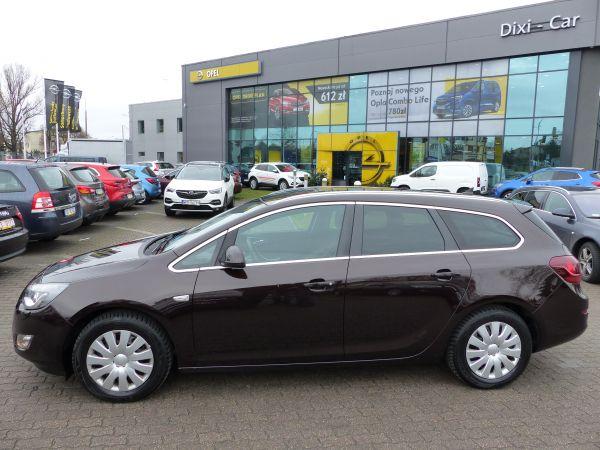 Opel Astra IV 1.4 Turbo 140KM Cosmo Xenon Navi Serwis ASO