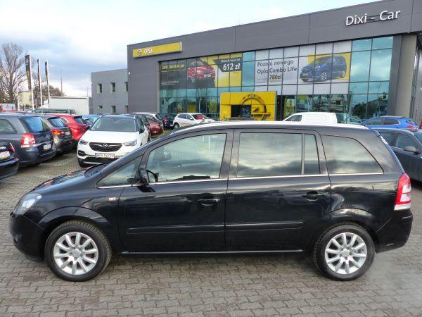 Opel Zafira 1.6 115KM Serwis Aso Niski Przebieg Gwarancja