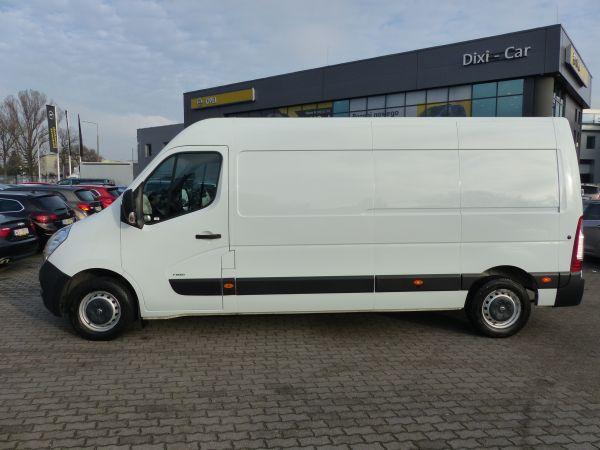 Opel Movano L3H2 2,3 CDTI 130KM, Euro 6 Vat23% Salon