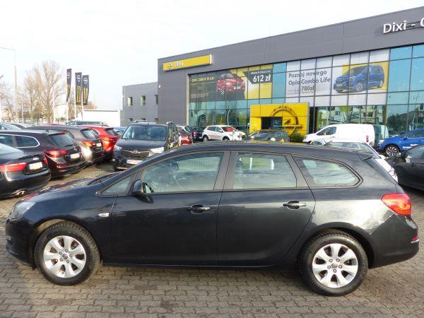 Opel Astra IV kombi 1.7 cdti Salon Polska Navi Serwis ASO Vat23%