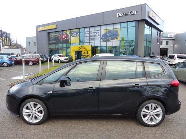 Opel Zafira C 1.6 cdti 136KM Bogate wyposażnie Serwis ASO