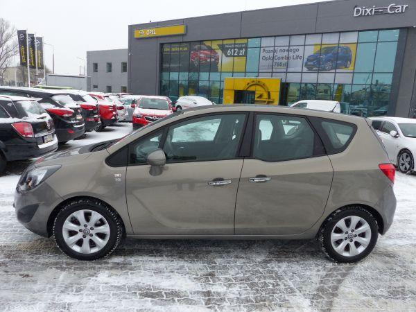 Opel Meriva 1.4 Turbo Cosmo Skóra Gwarancja Serwis ASO