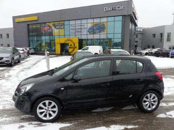 Opel Corsa 1.4 16v Full Climatronic Felgi Sensory Serwis ASO