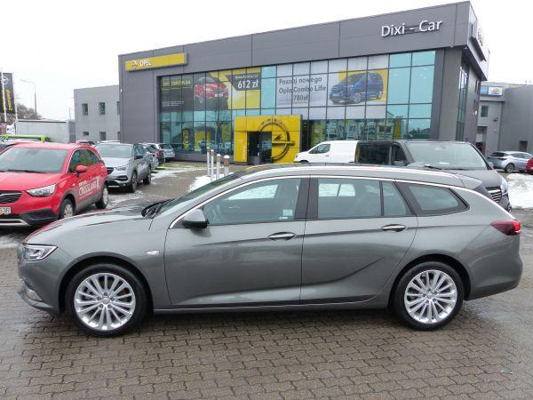 Opel Insignia B 2.0 cdti 170KM Kombi Elite Salon Gwarancja Vat23%