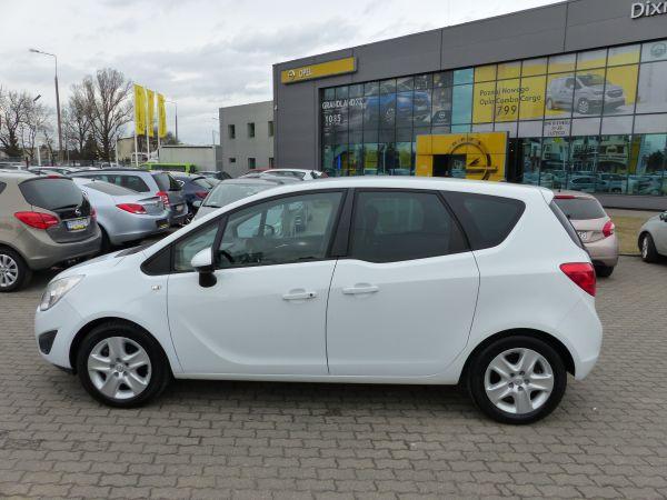 Opel Meriva B 1.4 Turbo Niski Przebieg Serwis ASO Gwarancja
