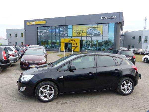 Opel Astra IV 1.4 Turbo 140KM Niski Przebieg+Fabryczny bagaznik rowerowy