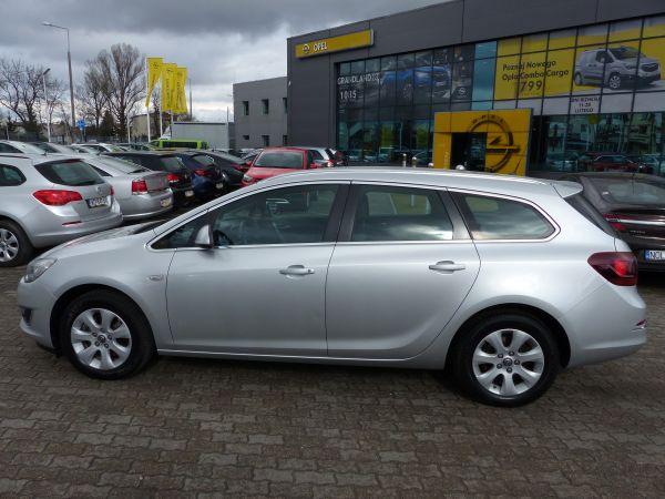 Opel Astra IV 1.7 cdti 110KM Cosmo SALON POLSKA Seriws ASO