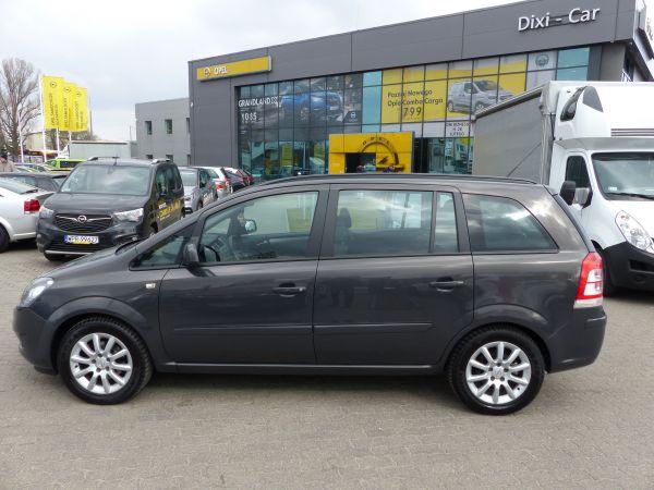 Opel Zafira B 1.8 140KM Sewis ASO Niski Przebieg Gwarancja