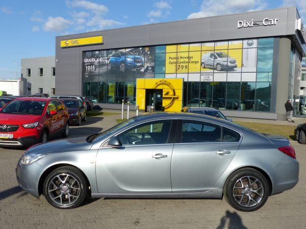 Opel Insignia 2.0 cdti 160KM Automat Navi Niski Przebieg Gwarancja