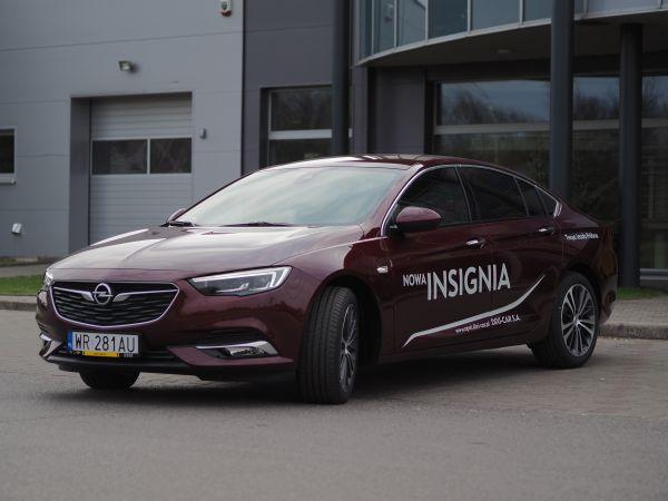 Insignia 1,6 200KM Benzyna