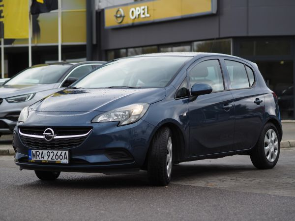 Opel Corsa E 1,4 90KM Benzyna