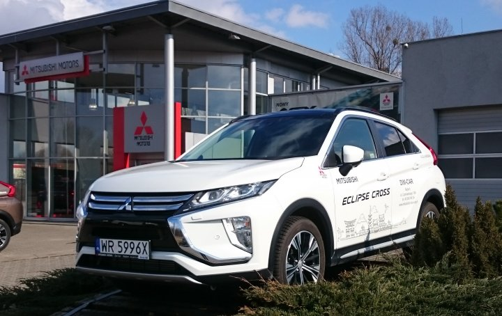 Mitsubishi Eclipse Cross Instyle 1.5T 163KM benzyna
