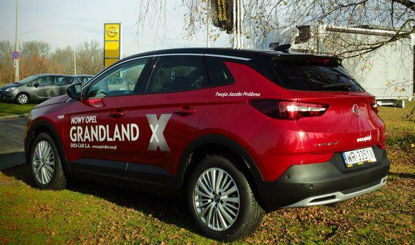 Grandland X Elite 1.6 CDTi 120KM Automat