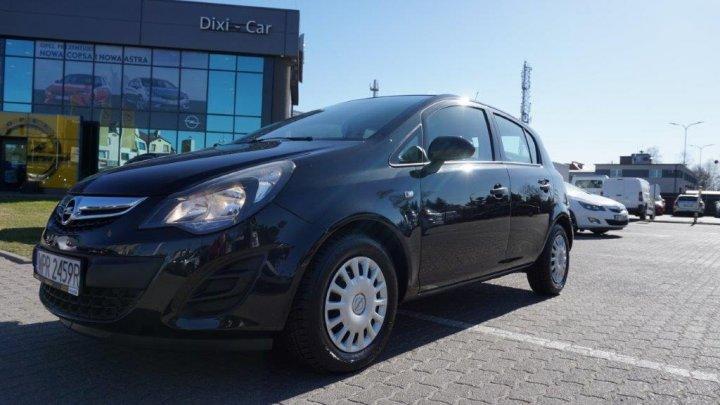 Opel Corsa D 1.2 Salon Polska Serwis ASO Gwarancja VAT23%