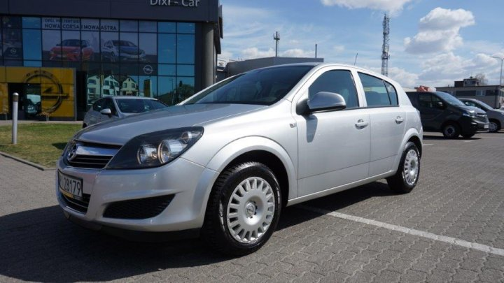 Opel Astra III 1.6 16v Salon Polska Serwis ASO Gwarancja
