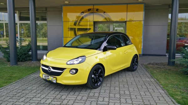 Opel ADAM SLAM 1.4 100 KM 5MT