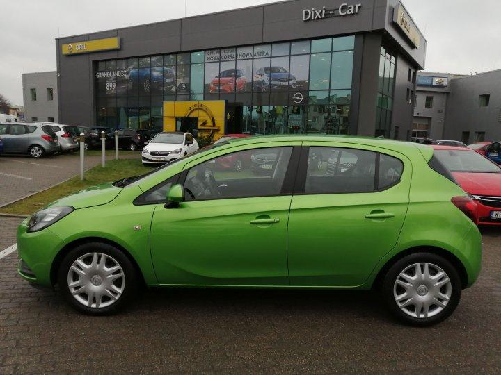 Opel Corsa E 1.4 16v 90KM Salon Polska, Bluetooth Vat23%
