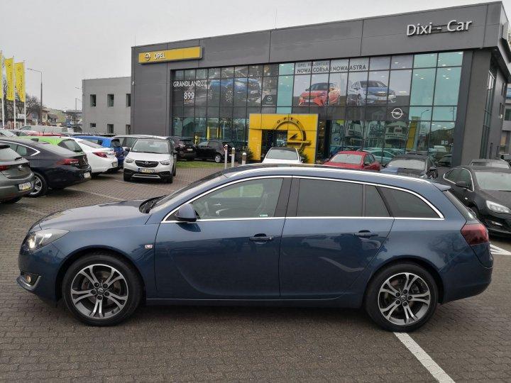 Opel Insignia A FL 2,0 CDTI 170KM, ACC, Skóra, Xenon, Kamera, Salon, Vat23%