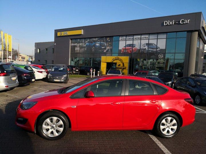 Opel Astra IV 1,6 CDTI 136KM, salon PL, Vat23%, 2016r.