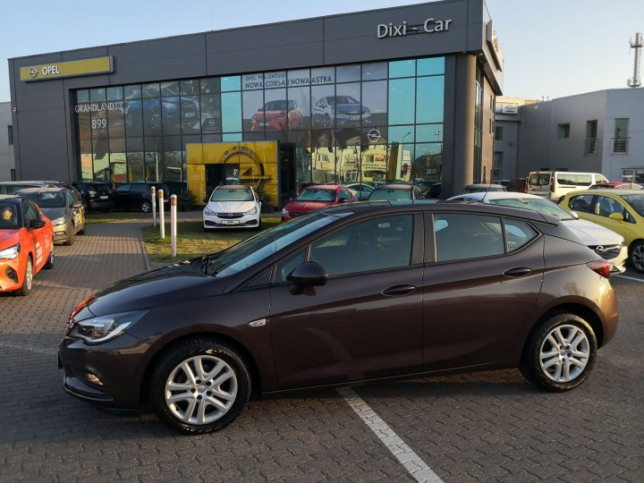 Opel Astra V 1,4 Turbo 125KM, Enjoy+Business, Salon PL