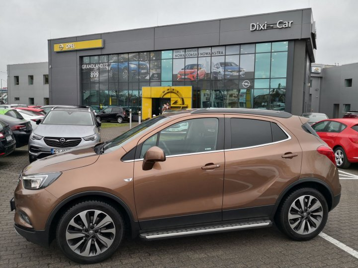 Opel Mokka X Elite 1,4 Turbo 140KM, Salon PL, Gwarancja do 2021
