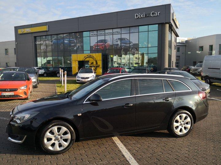 Opel Insignia A FL 2.0 CDTI COSMO Automat  Vat23%