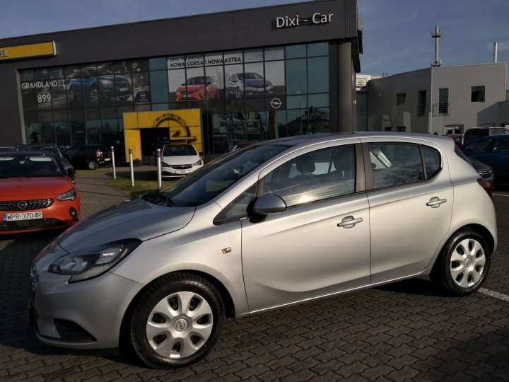 Opel Corsa E 1,4 90KM, Salon Polska, Vat23%