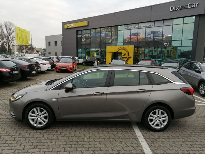 Opel Astra V 1,4 T Sports Tourer Salon Vat 23