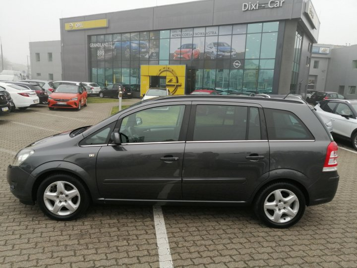 Opel Zafira B 1,6 115KM, 7 osobowy