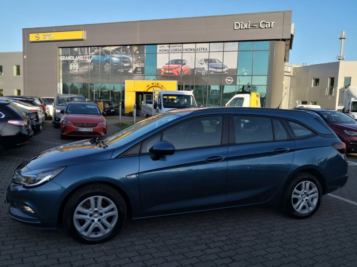 Opel Astra V 1,6 CDTI 136KM, Salon Polska, 1 właściciel, Vat23%