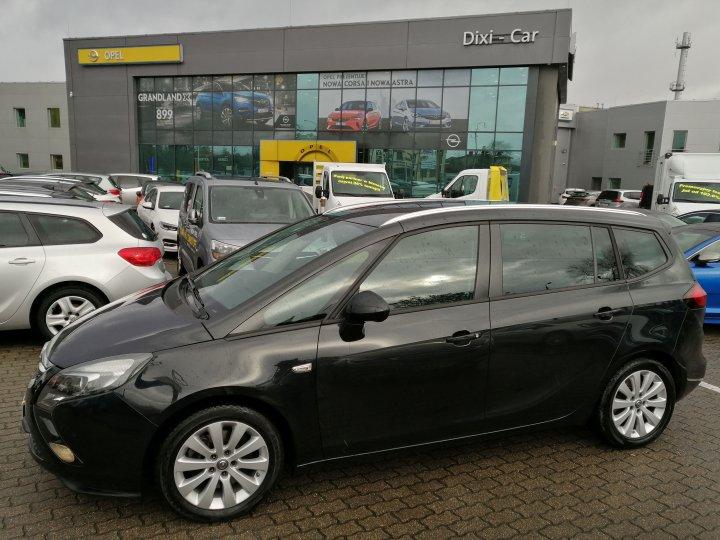 Opel Zafira C 2.0 CDTI 170 KM 7 - os. Navi